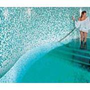 Мозаика стеклянная для бассейна BISAZZA фото