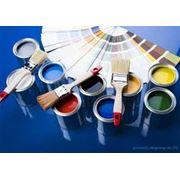 Краски водоразбавляемые фото