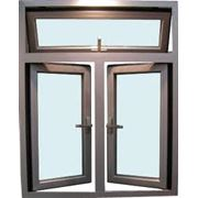 Окна алюминиевые фото