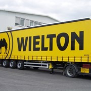 Полуприцеп Wielton (Вилтон) шторный NS34KT/M MEGA фото