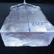 Кристаллы сапфира с рекордной толщиной пластин 350х170х80 мм3 фото