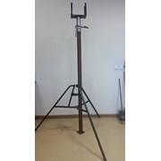 Стойка телескопическая, Стандарт, Lmin 1,05м - Lmax 1,65м, оцинкованная винтовая пара (п-во Россия) фото