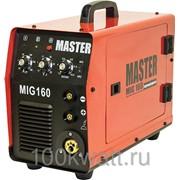Сварочный полуавтомат Master МIG 160+mma igbt (CNR) фото