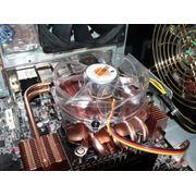 Чистка компьютеров от пыли фото