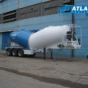 Полуприцеп-цементовоз Atlant CTH3639 фото