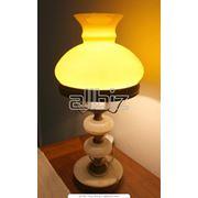 Лампы настольные фото