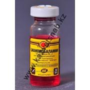 Цианокобаламин (витамин В12) фото