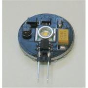 12В LED лампочка с цоколем G4 Холодный белый фото