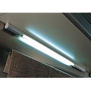 Линейный светодиодный светильник для аварийного освещения