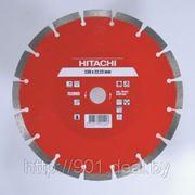 Диск отрезной алмазный (абразив) 350х20х10 Hitachi 752869 фото