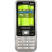 Мобильный телефон SAMSUNG GT-C3322 HKA Duos (metallic black) фото