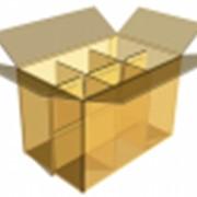Коробка четырёхклапанная из гофрокартона 19 фото