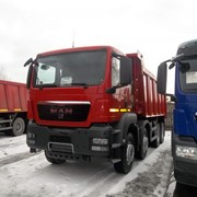 Самосвал MAN TGS 41.390 8x4 BB-WW Бецема 20 м3 фото