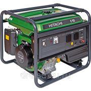 Бензиновые генераторы Hitachi E40 фото