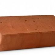 Кирпич полнотелый рядовой ВКЗ г.Великие Луки, марка М-150 фото