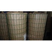 Сетка заборная 25х50 металл-полимер (1,5х20м) фото