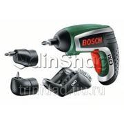Отвертка аккумуляторная Bosch IXO 4 Upgrade Set, 1.5 А*ч, Li-Ion, 250 об/мин (0603981022)
