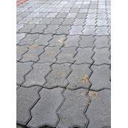Камень бетонный для мощения фото
