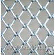 Сетка плетеная (рабица) оцинк 20*1,3 фото