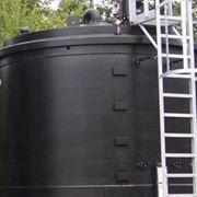 Резервуары цилиндрические и прямоугольные фото