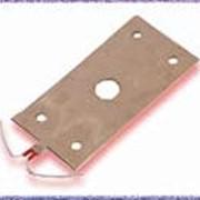 Электронагревательные пластины для термопластавтоматов (ТПА), экструдеров, грануляторов, литьевых машин и другого технологического оборудования для переработки пластмасс. фото