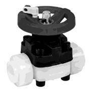 Мембранный клапан Praher T4 PVDF DN 15-50 мм фото