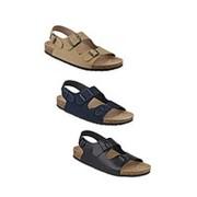 Grubin Ортопедические обувь Grubin Milano (25405), мужские, Цвет Синий, Размер 41 фото