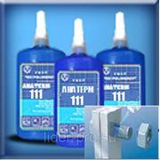 Анаэробный герметик АНАТЕРМ- 111 (аналог Loctite) 200гр. фото