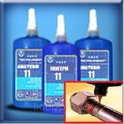 Анаэробный резьбовой герметик УНИГЕРМ-11 (аналог Loctite) 200гр. фото