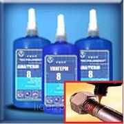 Анаэробный резьбовой герметик УНИГЕРМ-8 (аналог Loctite) 200гр. фото