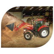 Трактор Case IH Farmall U 115 фото
