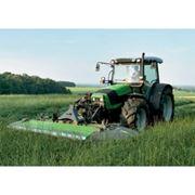Трактор колесный Deutz Fahr Agrofarm 410-420-430 фото