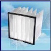 Карманные фильтры FM с пластиковой рамой фото