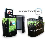 Развлекательная фотокабинкаавтомат SUPERBOOTH фото