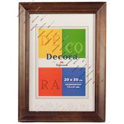 Деревянная фоторамка, рамка для фотографии, картины 15х20, CLASSIC, картинный багет GF 2651 фото