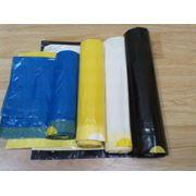 Полиэтиленовые пакеты (мешки) фото