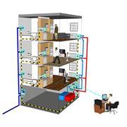 M-Bus - кабельная сеть фото