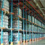Стеллажи складские для хранения бутылок фото