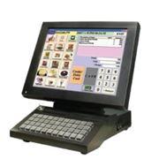 POS-терминал с сенсорным экраном