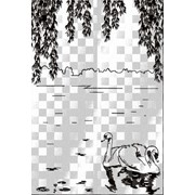 Обработка пескоструйная на 2 стекло артикул 105-08 фото