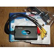 Ezcap3104 4 х канал регистратор USB CCTV DVR 100-120 fps для компьютер ноутбук 2 звуков канал Windows Vista/7/2008/8 фото
