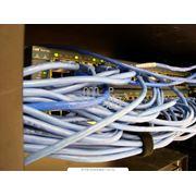 Установка и настройка локальной сети. фото