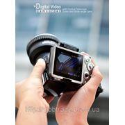 Цифровая Видеокамера с Оптическим Телескопом Зумом и широкоугольным Объективом 2012