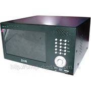 Dvr, видеорегистратор четырехканальный с монитором-008 фото