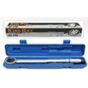 "Ключ динамометрический ""KING ROY"" KR-25050-350 Нм (пластик. кейс) фото"