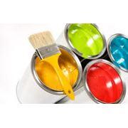 краски для отделочных работ фото