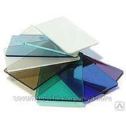 Поликарбонат монолитный цветной 3050х2050х4мм фото