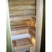 Строительство деревянных бань фото