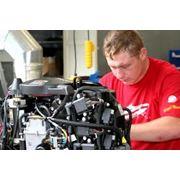 Техническое обслуживание судовых двигателей фото
