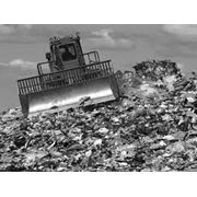 Сбор и переработка бытовых отходов полимеров фото